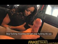 FakeTaxi Petite girl with big