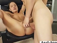 Here is the anal scene featuri