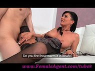 FemaleAgent. Virgin gets ...