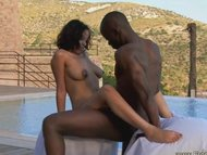Exotic Ebony African Sex Techn