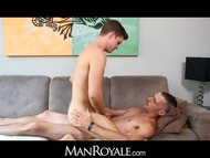 ManRoyale Joey gets fucked by the neighborhood creeper