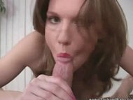 Gorgeous Blowjob That Sat...