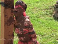 Elise Graves gets Muddy in Out