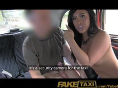 FakeTaxi Stop your talking and start sucking my cock