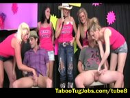 Jerk Off Contest Barbie v...