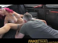 FakeTaxi Rock chick with tatto