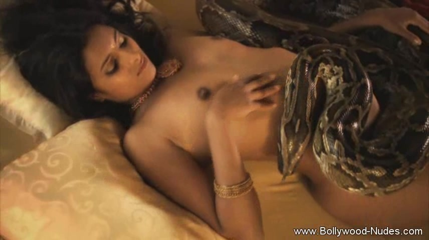 How Erotic Can This Indian Girl Be?