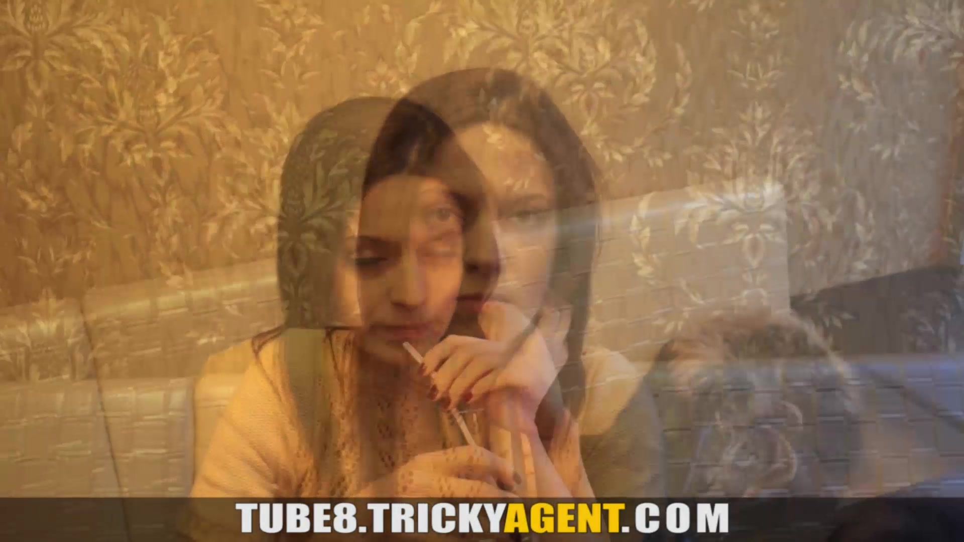 Tricky Agent - Shes got everything for porn