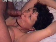 Kims cumshot and facial c...
