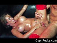 Capri Cavanni Strips & Fucks