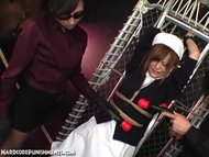 Japanese submissive nurse is t