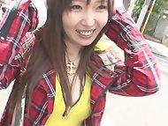Beautiful Haruka Oosawa gets a