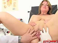 Cougar gyno in addition t...