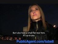 PublicAgent Blonde amateu...