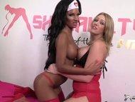 Shebang.TV - Kate Santoro & Elicia Solis