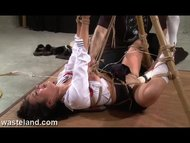 Wasteland BDSM Sex Master Ties