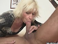 I just cum on my mother in law
