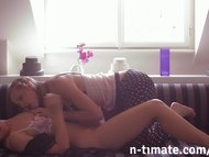 Eufrat Passionate Lesbian Sex and Pussy Licking