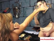 Ava Devine takes on two intera
