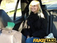 FakeTaxi Sexy young blonde in