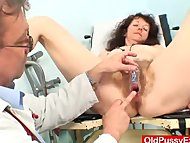 Unshaven pussy extreme Ka...