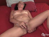 MILF Natalya Rubbing her Ass