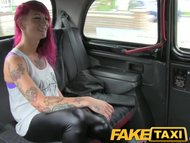 FakeTaxi Rock chick with sexy