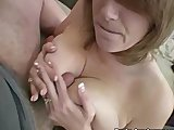 Busty Lisa On hot POV on ..