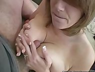 Busty Lisa On hot POV on her a
