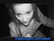 PublicAgent Olivia suck and fuck me or pay the fine