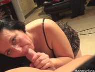 Alisa mature woman loves to su