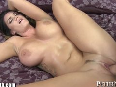 Shaved,Brunette,Handjob,Facial,Rimming,Milf,Tattoo,Tittyfuck,Hd,Hugetits