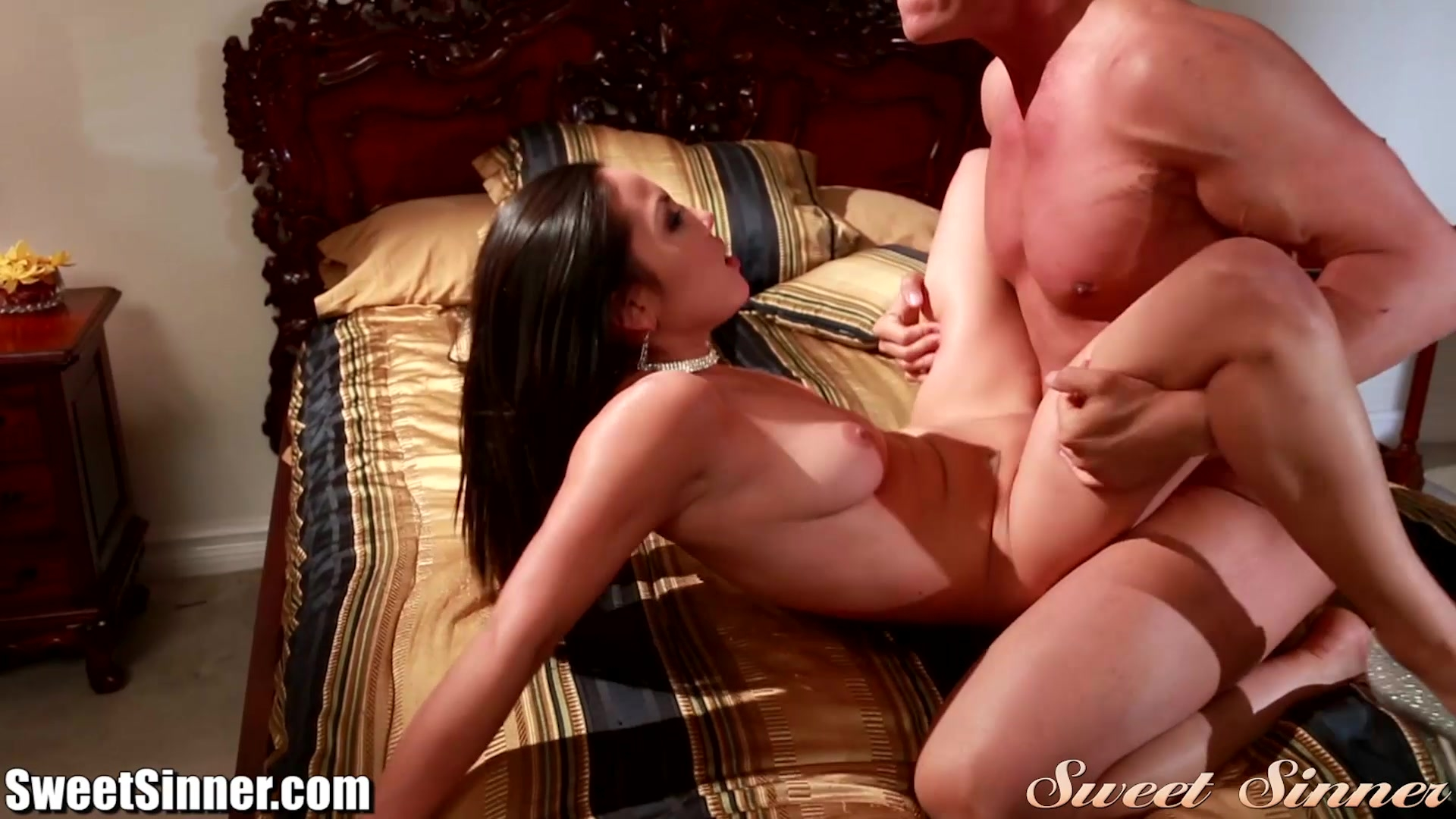 Passionate fucking with exquisite skinny sandy 10