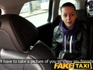 FakeTaxi Caught on camera...