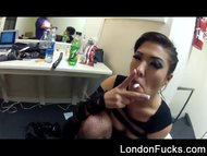 San Francisco BTS Part 2 with London Keyes