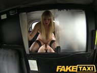 FakeTaxi Mum swallows more tha