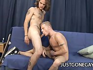 Luke Riley and Rocky C: Teen On Teen Gay Sex