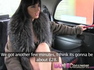 Love Creampie Horny escort takes a load in her ass for a free taxi home