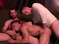 Owen, Brandon and Joey