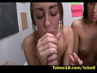Bailey Helps Chloe Seduce her Stepbro