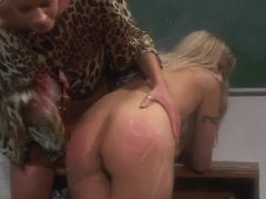 Cheerleaders Spanked   Scene 1