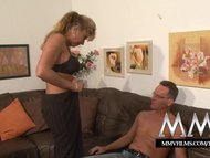 MMV Films Fucking her pussy as a pay off