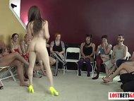 Straight to the Punishment!