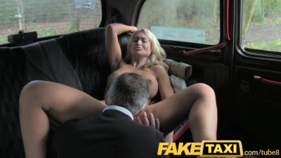 FakeTaxi Hot blonde looking for a freash new cock