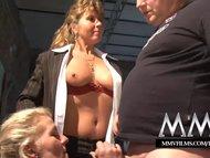 MMV Films Mature couple having horny sex