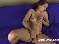 Lelu Love-POV Fingering M...
