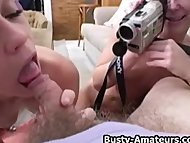 Sunny and Holly on awesome POV