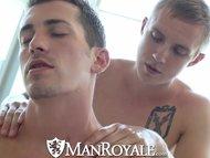 ManRoyale Sensual massage...