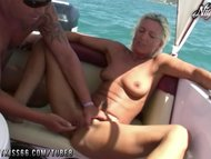 Nightkiss66 - auf Bootstour ge
