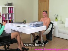 Blowjob,Cumshot,Casting,Pussypounding,Pussylicking,Agent,Interview,Pussyeating,Femaleagentcom